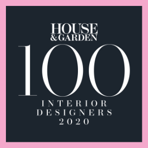 House & Garden top 100 interior designers 2020