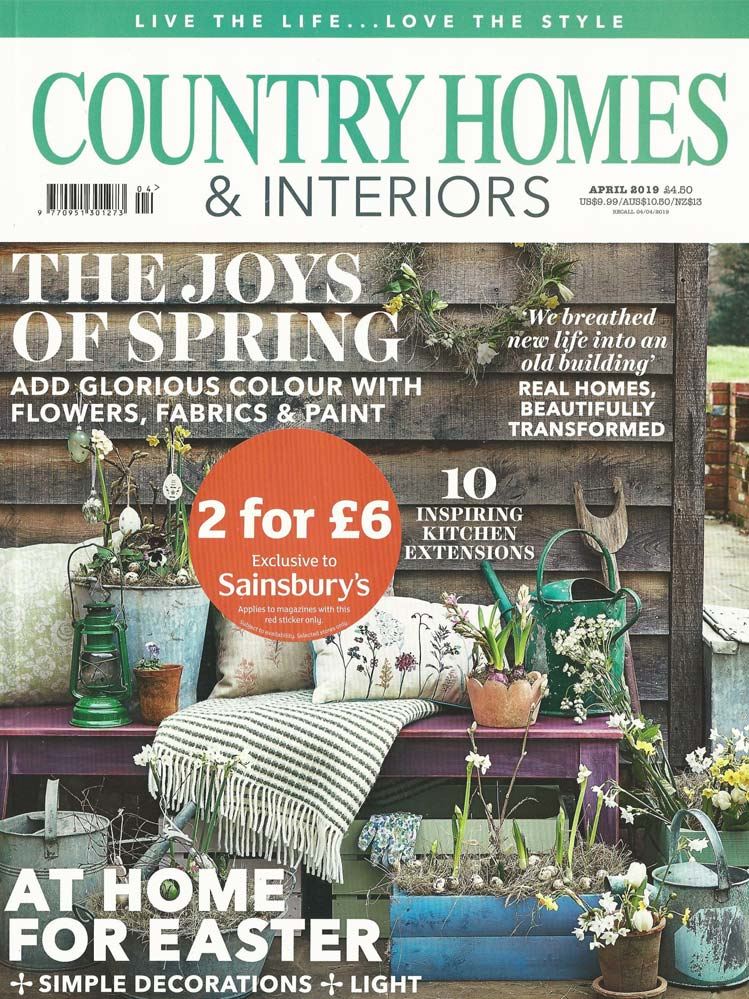 Country & Home, April 2019
