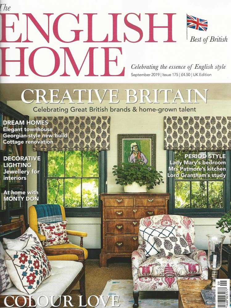 The English Home, September 2019