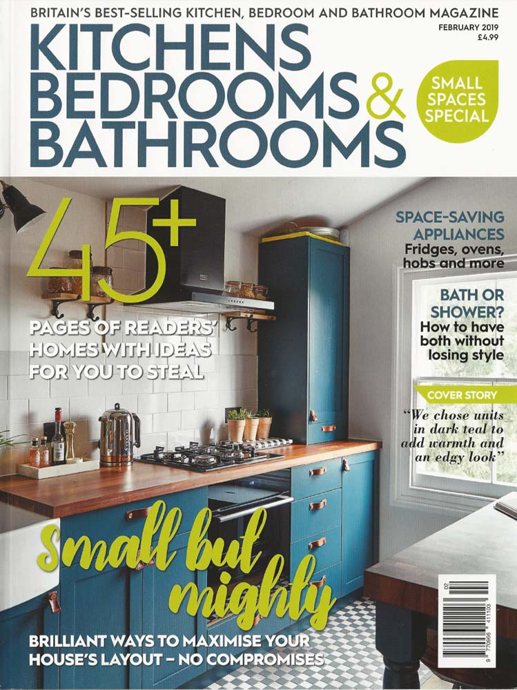 Kitchens, Bedrooms & Bathrooms, February 2019