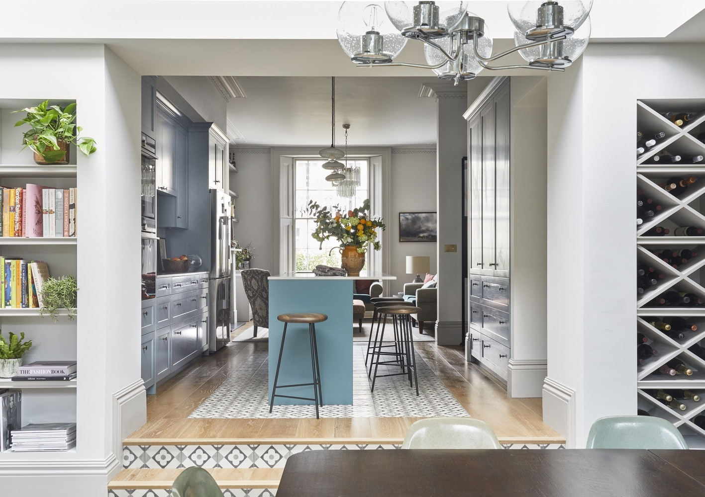 Interior design and space planning in Primrose Hill London